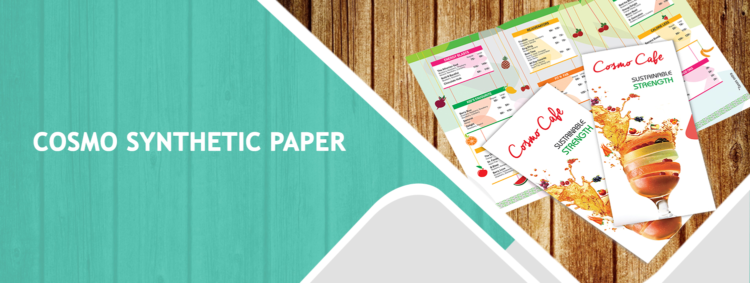 cosmo synthetic paper